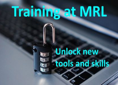 Training at MRL